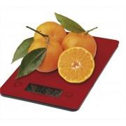 Digitálna kuchynská váha červená PT-808R