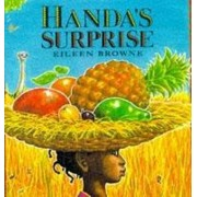 Handa's Surprise: Big Book by Eileen Browne