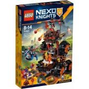 LEGO Nexo Knights 70321 Generaal Magmars belegeringsmachine