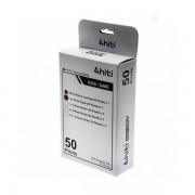 Papel e Ribbon HiTi ID / P.S / S420 para Impressora Fotográfica Pringo S420