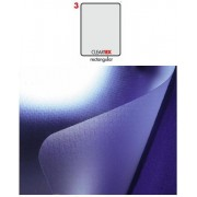 Covorase protectie Transparent, pt protectie parchet/gresie, 121cm x 152cm - cu margine, FLOORTEX [X]