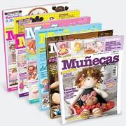 Pack Oferta 6 revistas de muñecas