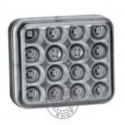 LED lámpa köd 12/24V