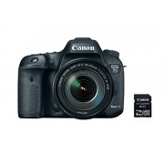 Canon EOS 7D Mark II (G) EF-S 18-135 IS USM Wi-Fi Adapter Kit