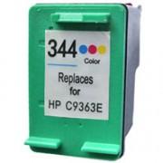 Cartucce rigenerate HP 344 (C8763E) per stampanti DeskJet 5740 5745 6520 6540 5743 6543 6620 6623 6843 9800 9803 460 5943 OfficeJet 6210 7310 7410 6213 7210 7213 7313 7413 K7100