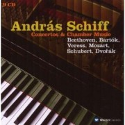Andras Schiff - Concertos& Chamber Music (0825646996759) (9 CD)