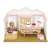 Japan Doll House - Cake shop of Sylvanian Families shop Good pastry chef *AF27*