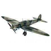 Revell 03962 - Modelización Messerschmitt Bf 109 E-4 en escala 1:72