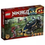 Конструктор ЛЕГО Нинджаго - Самурай VXL, LEGO Ninjago, 70625