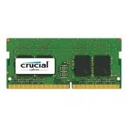 Crucial Memoria da 8 GB, DDR4, 2133 MT/s, (PC4-17000) SODIMM, 260-Pin- CT8G4SFD8213