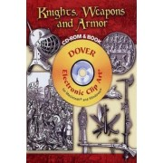 Knights, Weapons and Armor CD-ROM and Book by Paul LaCroix