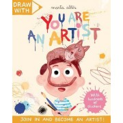 Draw with Marta Altes: You are an Artist! by Marta Altes