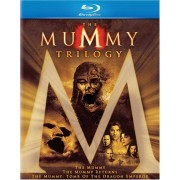 Mummy Trilogy (The Mummy | The Mummy Returns | The Mummy: Tomb of the Dragon Emperor) [Blu-ray]