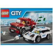 LEGO - Persecución policial, multicolor (60128)