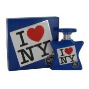 Bond No. 9 I Love New York Eau De Parfum Spray (Blue) 3.4 oz / 100.55 mL Men's Fragrance 492278