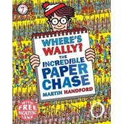 Where's Wally? The Incredible Paper Chase (mini edition) by Martin Handford