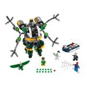 LEGO Omul Paianjen: Capcana cu tentacule a lui Doc Ock (76059)