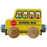 NameTrain School Bus - Made in USA