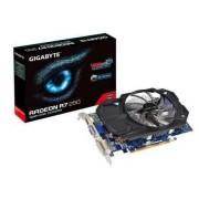 Видеокарта Gigabyte AMD Radeon R7 25OC,R7 250, 2GB GDDR3, 128 bit,D-SUB,DVI-D,HDMI, rev 2.0