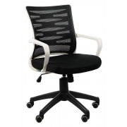 FOPOL - KB Swivel office chair KB-2022 GREY/BLACK