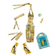 Mattel X4279 Pack de Modas Monster High - Pack Cleo de Nile Fashion
