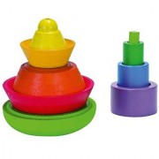 Plan Toys Preschool Cone Sorting