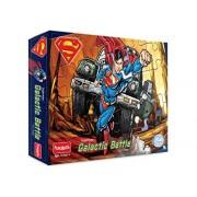 Lego 4946500 Funskool Superman Galactic Battle 4 in 1 Puzzle, Multi Color