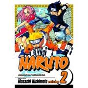 Naruto, Vol. 2 by Masashi Kishimoto
