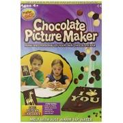 NEW! Magic Choc Chocolate Picture Maker Melt Create Enjoy 1 Bar Pack