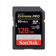 SanDisk Extreme PRO 128GB Class 10 (90MB/s) SDXC-kort