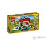 LEGO® Creator Vacanta la piscina 31067