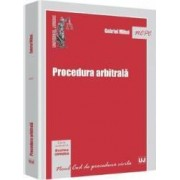 Procedura Arbitrala - Gabriel Mihai