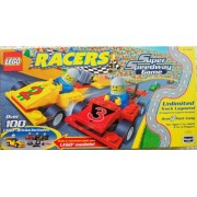Lego Racers Super Speedway Game