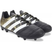 Adidas ACE 16.3 FG LEATHER Football Shoes(Multicolor)