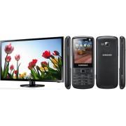 "Televizor LED 32"" 32F4000 + poklon mob. telefon C3780 Samsung AKCIJA"