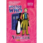 Doctor Who: Voyager: Vol. 1 by Steve Parkhouse