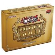 1 (One) Pack Mini Box of Yu-Gi-Oh! - Premium Gold - Return of the Bling Box (3 Booster Packs/Mini Box)