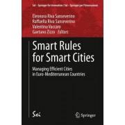 Smart Rules for Smart Cities by Eleonora Riva Sanseverino