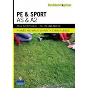 Revision Express AS and A2 Physical Education and Sport by Michael Hill