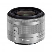 Obiectiv Canon EF-M 15-45mm f/3.5-6.3 IS STM Silver