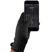 Mujjo Single-Layered Touchscreen gloves medium zwart