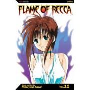 Flame of Recca: Volume 11 by Nobuyuki Anzai