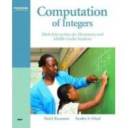 Computation of Integers by Paul J. Riccomini
