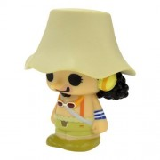 One piece x Pansonwakusu Mini Soft piggy bank (Usopp) (japan import)