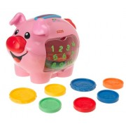 Fisher-Price Laugh & Learn: Learning Piggy Bank by Fisher-Price