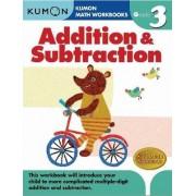 Addition & Subtraction Grade 3 by Michiko Tachimoto