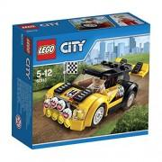 LEGO 60113 - Auto da Rally, Giallo/Nero