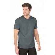 Trigema Herren T-Shirt 100% Biobaumwolle Größe: M Material: 100 % BIO-Baumwolle, Ringgarn supergekämmt KbA Farbe: oliv-C2C