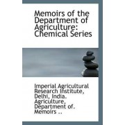 Memoirs of the Department of Agriculture by Delhi Agricultural Research Institute