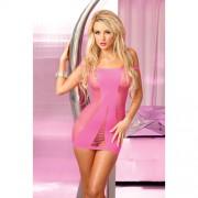 Roze visnet jurkje
